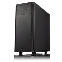 Fractal Design CORE 2300 Black, Midle-Tower, Power supply included No