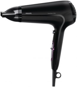 Hair Dryer Philips ThermoProtect Motor type DC, 2100 W, Black