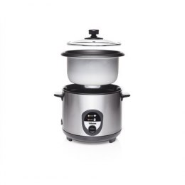 Garnek do gotowania ryżu Tristar RK-6127 Rice cooker Black/Stainless steel, 500 W