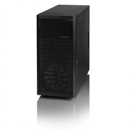 Fractal Design Core 1000 USB 3.0 Black, Mini-Tower, Power supply included No