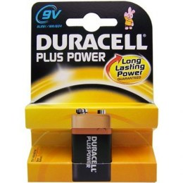 Duracell 9V/6LR61, Plus Power MN1604, 1 pc(s)