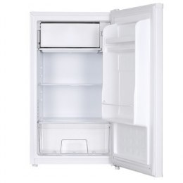 Haier Refrigerator HTTF-406W Free standing, Table Top, Height 89 cm, A+, Fridge net capacity 73 L, Freezer net capacity 9 L, 42