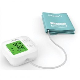 IHealth Track KN-550BT Wireless Bluetooth connection, Biały/Blue, Weight 438 g, Calculation of blood pressure (systolic and dias