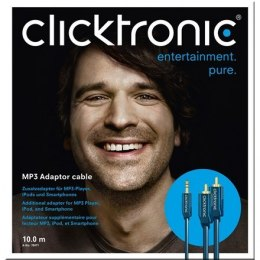 Clicktronic 70467 MP3 Adaptor cable, 2 m Clicktronic