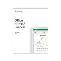 Microsoft T5D-03183 Office Home and Business 2019 ESD, Multilingual