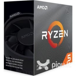 AMD Ryzen 5 3600X, 3.8 GHz, AM4, Processor threads 12, Packing Retail, Cooler included, Processor cores 6, Component for PC