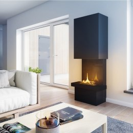 Tenderflame Fireplace Jazz 180 Diameter 68 cm, 180 cm, 1050 ml, Burning time about 3.5 hours, Dark grey
