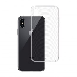 3MK Armor Case Screen protector, Apple, iPhone XS Max, TPU, Transparent