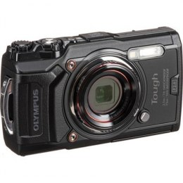 Olympus Digital Camera Tough TG-6 12 MP, Black
