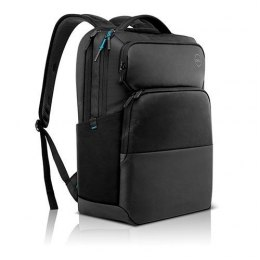 "Plecak do Laptopa Dell Pro Backpack Fits up to size 15 "", Black, Shoulder strap, Notebook carrying backpack"