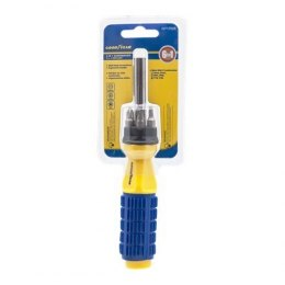 Goodyear Car Screwdriver Kit 6 in 1