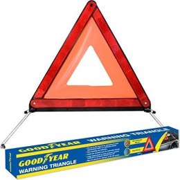 Goodyear Folding Warning Triangle