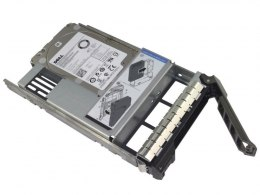 "Dell Server HDD 2.5"" 1.8TB 10000 RPM, Hot-swap, in 3.5"" HYBRID carrier, SAS, 12 Gbit/s, 512e, (PowerEdge 14G: R240,R340,R440,R54"