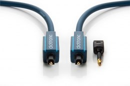 Clicktronic 70366 Opto-cable set 1 m, Blue