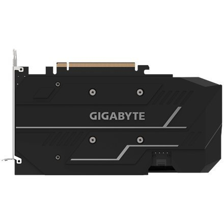 Gigabyte GV-N166TOC-6GD 1.0A NVIDIA, 6 GB, GeForce GTX 1660 Ti, GDDR6, PCI Express 3.0, Processor frequency 1800 MHz, HDMI ports