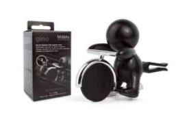 Mr&Mrs GINO Scent for Car, Black, with magnetic token, Cedar Wood