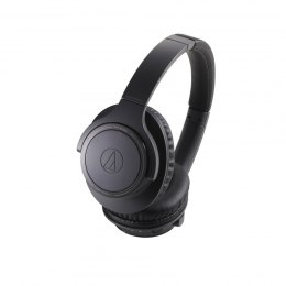 Słuchawki Audio Technica ATH-SR30BTBK Headband/On-Ear, Bluetooth, Microphone, Black, Wireless
