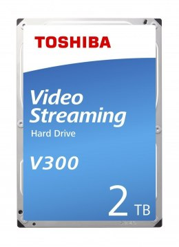 Toshiba Video Streaming V300 5700 RPM, 2000 GB, Hard Drive