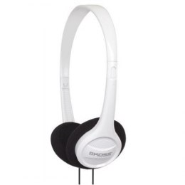 Słuchawki Koss Headphones KPH7w Headband/On-Ear, 3.5mm (1/8 inch), White,