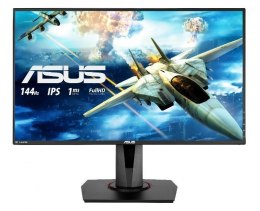 "Asus Gaming LCD VG278QR 27 "", TN, FHD, 1920 x 1080 pixels, 16:9, 1 ms, 400 cd/m², Black, 165Hz, FreeSync/Adaptive Sync"