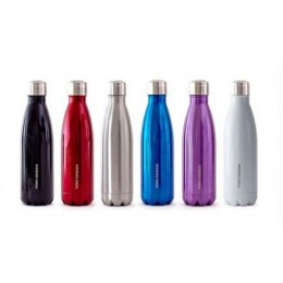 Yoko Design Isothermal Bottle 500 ml, Shiny red