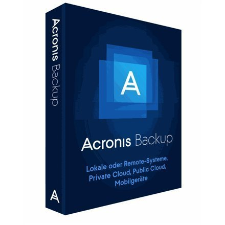 Acronis Backup 12.5 Advanced Virtual Host License incl. AAS ESD