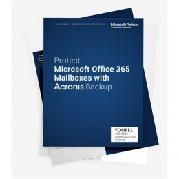 Acronis Backup Advanced Office 365 Subscription License 25 Mailboxes,