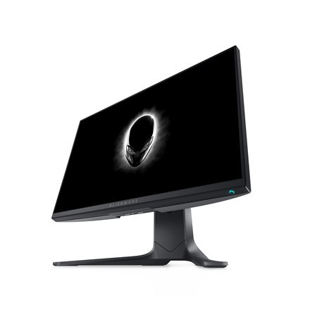 "Dell Alienware Gaming Monitor AW2521HFL 24.5 "", IPS, FHD, 1 ms, 400 cd/m², Black"