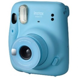 Fujifilm Instax Mini 11 Camera Focus 0.3 m - ∞, Sky Blue