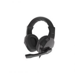GENESIS ARGON 100 Gaming Headset, On-Ear, Wired, Microphone, Black