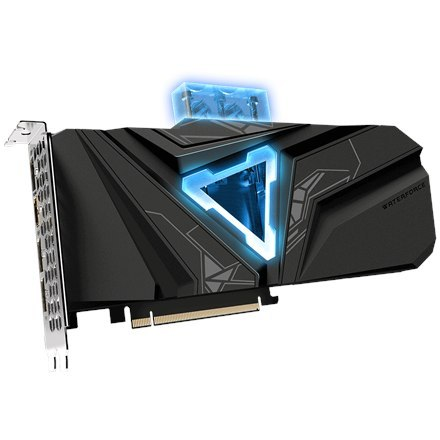 Gigabyte GV-N208SGAMINGOC WB-8GD NVIDIA, 8 GB, GeForce RTX 2080 SUPER, GDDR6, PCI-E 3.0 x 16, Processor frequency 1845 MHz, HDMI