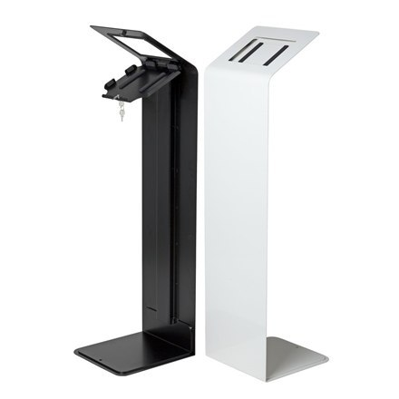 "Lockable Floor Stand for 10"" Professional Tablets"