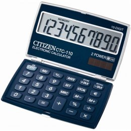 Calculator Pocket Citizen CTC 110BLBP C-series