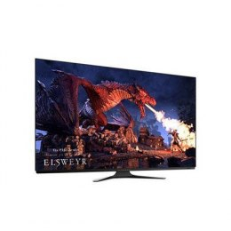 "Dell Gaming AW5520QF 55 "", UHD, 3840 x 2160, 16:9, 0.5 ms, 400 cd/m², Black, silver"