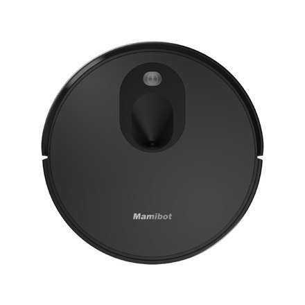 Mamibot Vacuum cleaner EXVAC680S Robot, 90-120 min, 0.6 L, 55 dB, Wet & Dry, Black, Lithium Ion