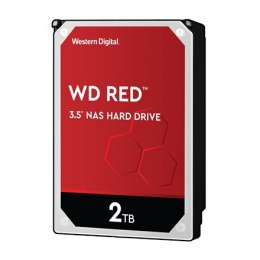 Western Digital Red NAS WD20EFAX 5400 RPM, 2000 GB