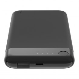 Belkin BOOST↑CHARGE™ Power Bank 5K with Lightning Connector + Lightning Cable F7U064btBLK 5000 mAh, Black