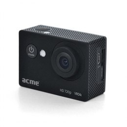 Acme VR04 Compact HD sports and action camera Built-in speaker(s), Built-in display, Built-in microphone, Black
