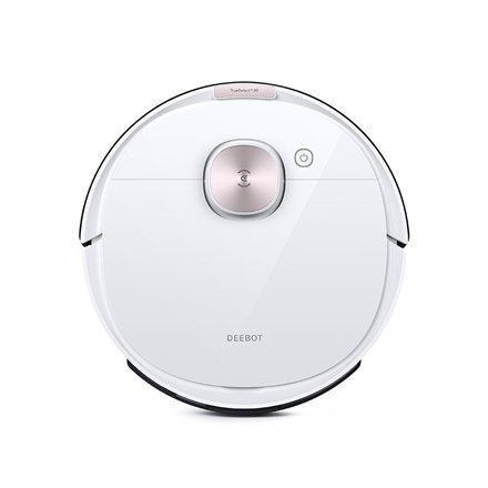 Ecovacs Vacuum cleaner DEEBOT OZMO T8 Wet&Dry, Operating time (max) 175 min, Lithium Ion, 5200 mAh, Dust capacity 0.42 L, 67 dB,