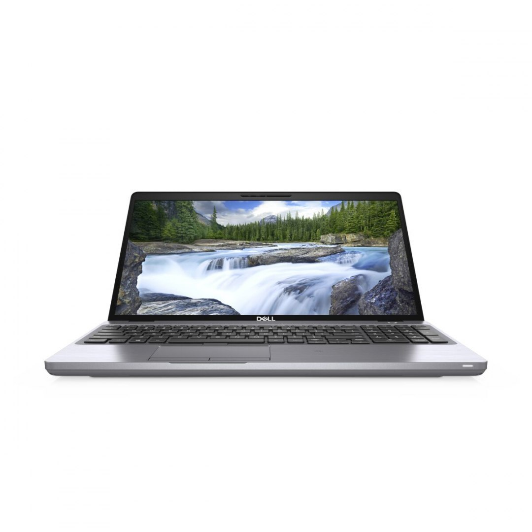 "Dell Latitude 5511 Gray, 15.6 "", WVA, Full HD, 1920 x 1080, Matt, Intel Core i7, i7-10850H, 16 GB, DDR4, SSD 512 GB, NVIDIA GeF"