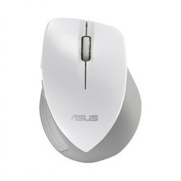 Asus WT465 wireless, Biały, Yes, Wireless Optical Mysz, Wireless connection