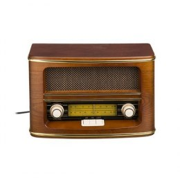 Camry Retro radio CR 11030 Wooden Brown, 1,5 W