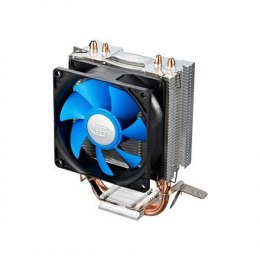 "Chłodzenie Deepcool ""Ice Edge Mini FS"" universal cooler, 2 heatpipes, Intel Socket LGA1156 /1155/ 775 AMD FM1/AM3+/AM3/AM2+/AM2"