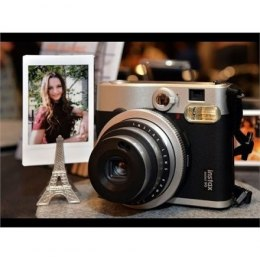 Fujifilm instax mini 90 NEO CLASSIC Instant camera + 10 pcs. of glossy, ISO 800, Focus 0.3m - ∞, Lithium-Ion (Li-Ion), Black/Sta