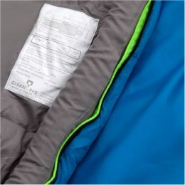Gruezi-Bag Cloud Mumie Steinbock sleeping bag  +7/+2/-12°C, 225x80(55), 950g. Left zipper Gruezi-Bag Cloud Mumie Steinbock, Left