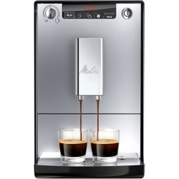 Melitta Caffeo Solo Coffee Machine with Pre-Brew function E950-103 Coffee maker type Fully Automatic, 1400 W, Silver/ Black