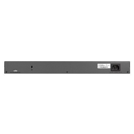 Netgear Switch XS708T Managed L2+, Rack mountable, 10 Gbps (RJ-45) ports quantity 8, Combo ports quantity 2, Power supply type S