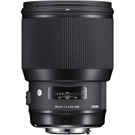 Sigma 85mm f/1.4 DG HSM Art Nikon