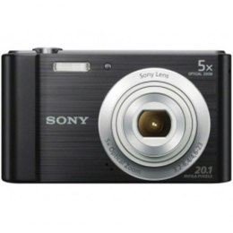 Sony Cyber-shot DSC-W800 Compact camera, 20.1 MP, Optical zoom 5 x, Digital zoom 40 x, Image stabilizer, ISO 3200, Display diago