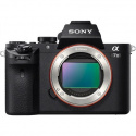 "Sony ILCE-7M2 MILC Body, 24.3 MP, Display diagonal 7.62 "", Video recording, Wi-Fi, Magnification 0.71 x, CMOS, Black"